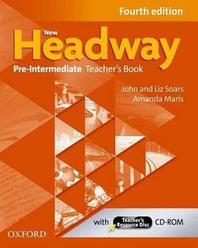 New Headway 4th edition Pre-Intermediate teacher's Book