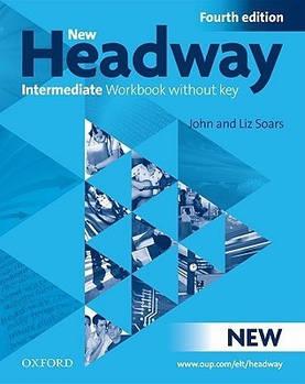 New Headway 4th edition Intermediate Workbook without key & iChecker CD-ROM