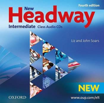 New Headway 4th edition Intermediate Class Audio CDs(3)