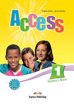 Access 1: Student's Book