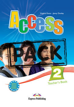 Access 2: Teacher's Book