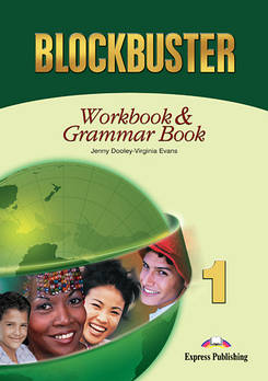 Blockbuster 1: Workbook & Grammar Book