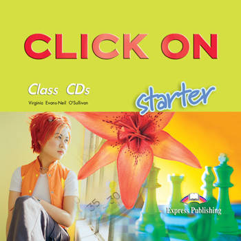 Click On starter: Class AudioCD