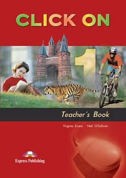 Click On 1: Teacher's Book