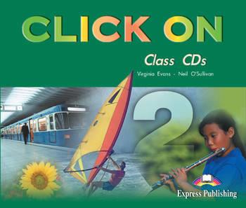 Click On 2: Class AudioCD