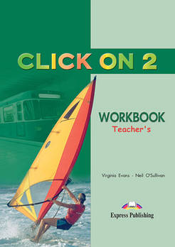 Click On 2: teacher's Book, Workbook