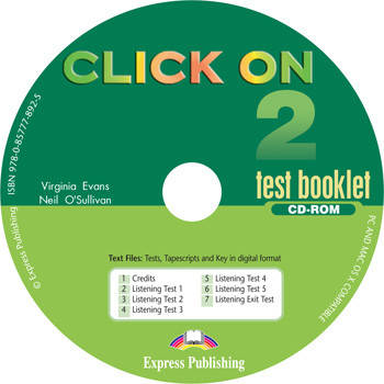 Click On 2: Test Booklet