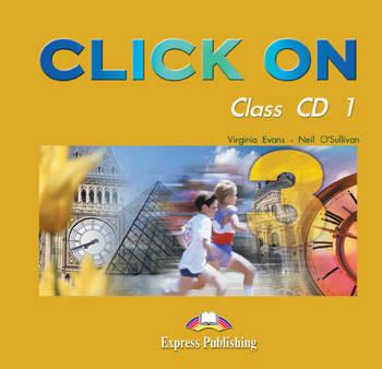 Click On 3: Class AudioCD
