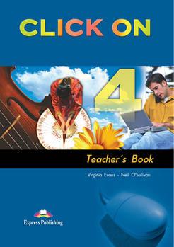 Click On 4: Teacher's Book