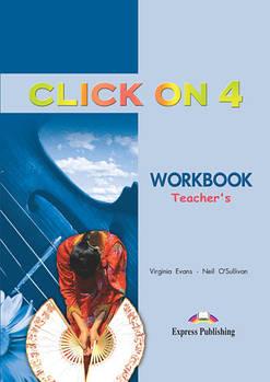 Click On 4: Teacher's Book Workbook