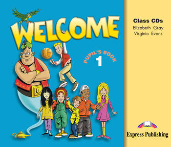 Welcome 1: Class Audio CDs