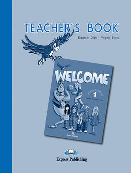 Welcome 1: Teacher's Book