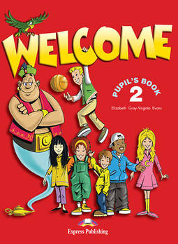 Welcome 2: Pupil's Book