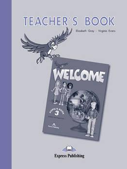 Welcome 3: Teacher's Book