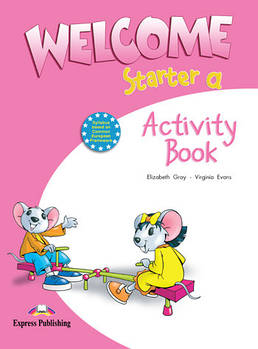 Welcome Starter a: Activity Book