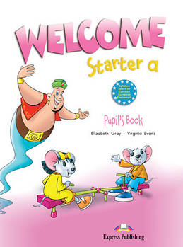 Welcome Starter a: Pupil's Book
