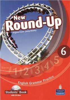 New Round-Up 6: student's Book with CD-ROM