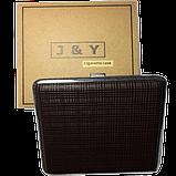 Набор 3 в 1 Сигаретные Гильзы FireBox 500 штук,  Машинка Для Набивки Сигарет, Портсигар на 20 сигарет, фото 6