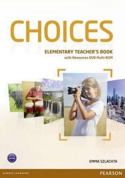Choices Elementary Teacher's Book with Multi-Rom