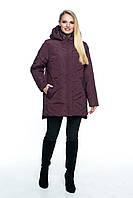 Куртка женская демисезонная батал (54-70)