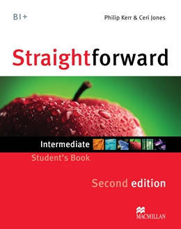 Straightforward Second Edition Intermediate Student's Book with Online Access Code and eBook