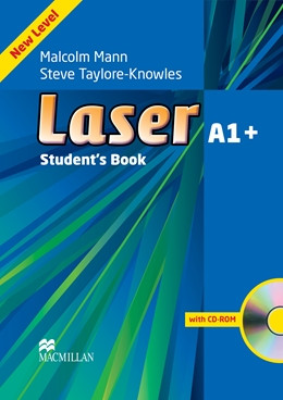 Laser Third Edition A1+ : Student's Book and CD-ROM Pack