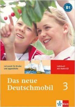 Das neue Deutschmobil 3. Lehrbuch - Учебник