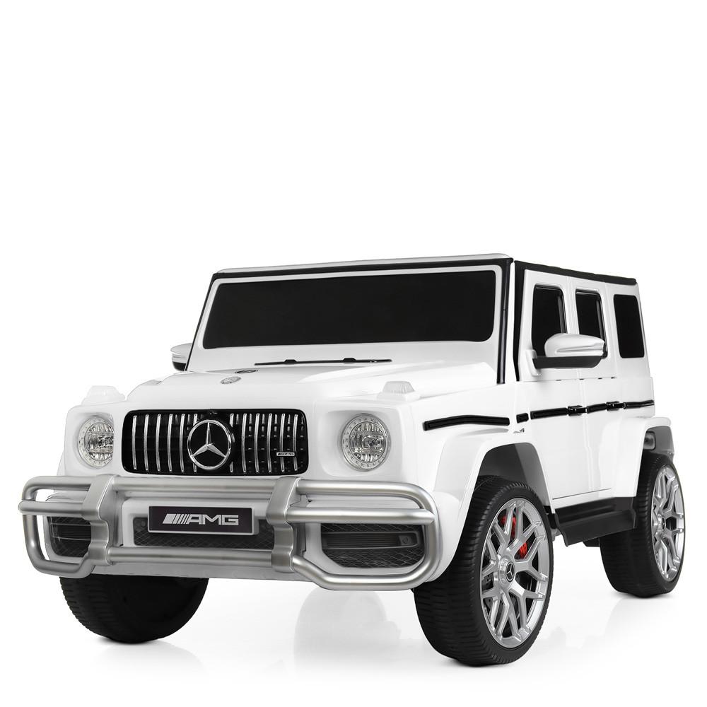 Детский электромобиль Mercedes Benz M 4259EBLR-1 белый