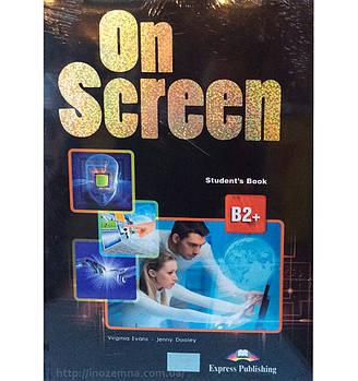 On Screen В2+ Student's Book