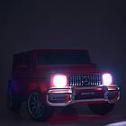 Детский электромобиль Mercedes Benz M 4259EBLR-1 белый, фото 2