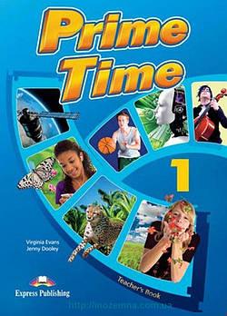 Prime Time 1 Teacher's Book