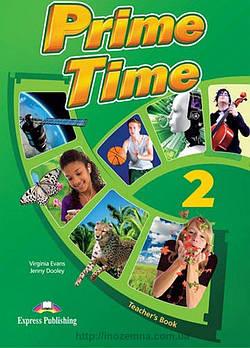 Prime Time 2 Teacher's Book