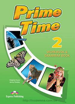 Prime Time 2 Workbook & Grammar book
