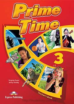 Prime Time 3 Teacher's Book
