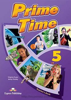 Prime Time 5 Teacher's Book