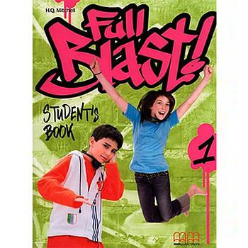 Full Blast! 1 Student's Book Ukrainian Edition