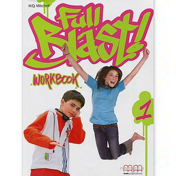 Full Blast! 1 Workbook with CD