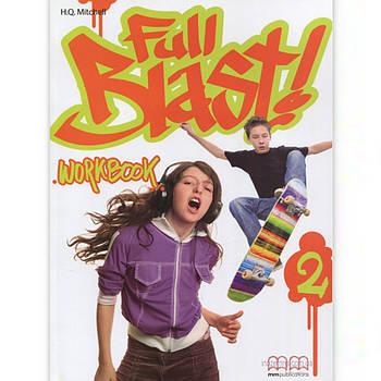 Full Blast! 2 Workbook with CD