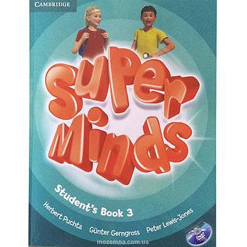 Super Minds 3 Student's Book