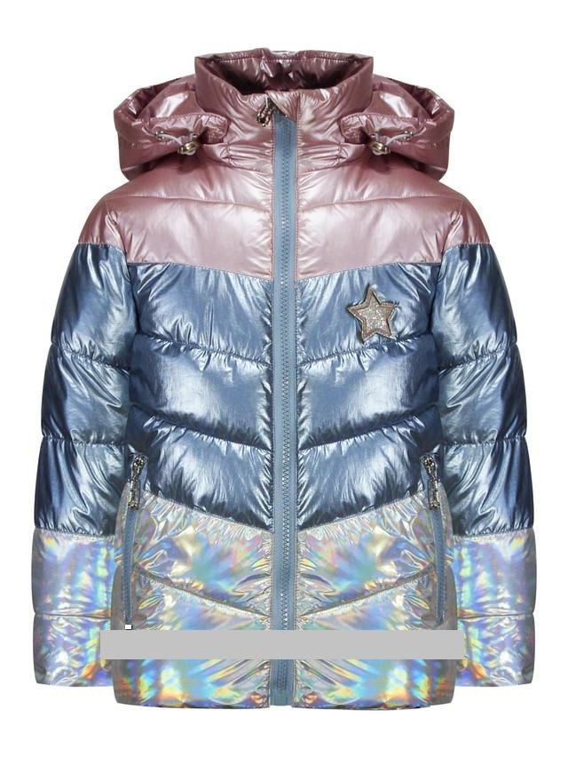 Детская демисезонная куртка для девочки от Baby Moses 507, размеры на рост 80, 86, 92, 98, 104