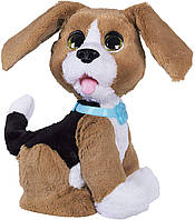 Оригинальная интерактивная собачка щенок Чарли бигль FurReal Chatty Charlie The Barkin' Beagle B9070