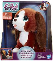 Оригинальная интерактивная собачка щенок Счастливый рыжик FurReal Howlin' Howie Interactive Plush E4649