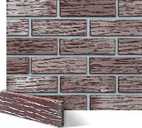 Клинкерная плитка Roben Adelaide Бургунд рифленая, фото 1