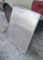 Алюминиевые листы типографские, для крыш ульев 740х605