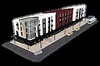 Строительство коммерческих и торговых зданий