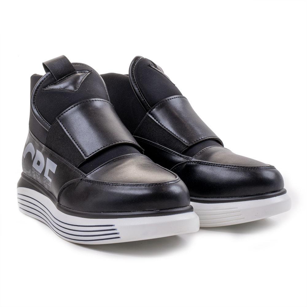 Ботинки для девочек Tom.m 37  черный C-B24-52-A