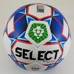М'яч футбольний SELECT Brillant Super FIFA PFL