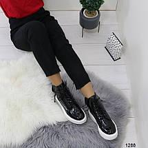 Модные лаковые ботинки, фото 2