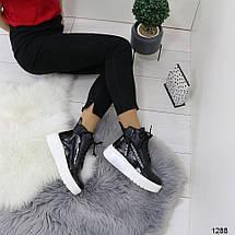 Модные лаковые ботинки, фото 3