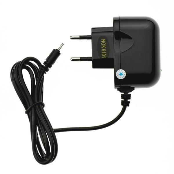 Сетевое зарядное устройство Economic Nokia 6101 750mAh Black